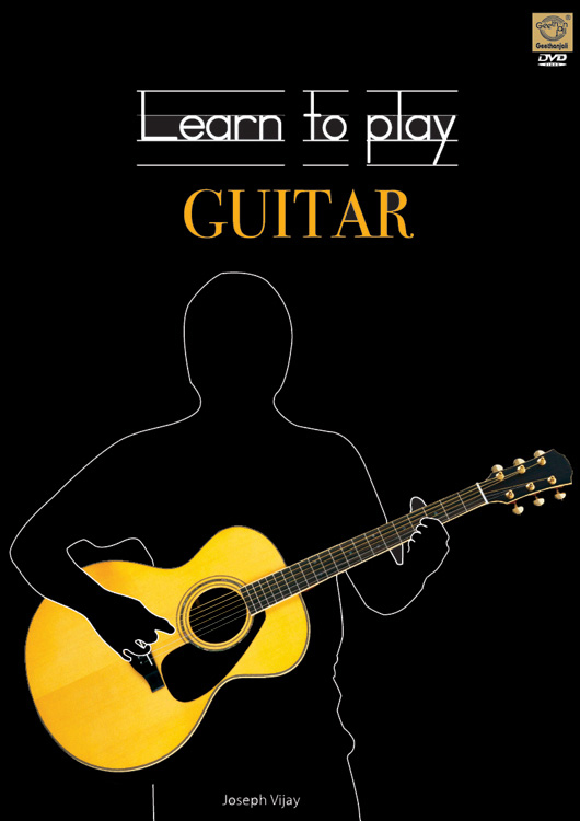 learning to play guitar: